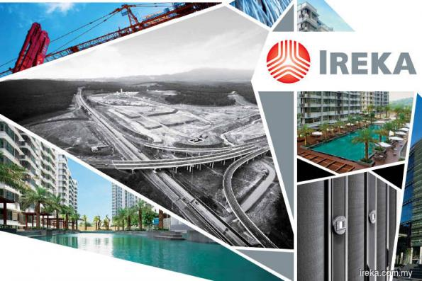 Ireka to settle dispute with UEM Land over RM269m job in Johor