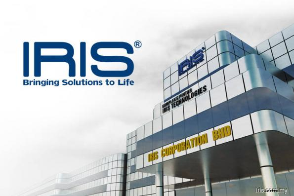 Iris hits one-month high of 15.5 sen amid 20% share subscription by major shareholders
