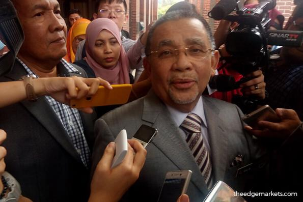 Isa: I'm the last from FGV board to be hauled-up by MACC