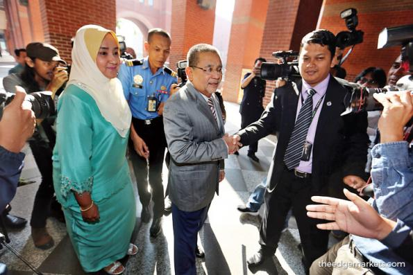 Isa says he is last director to be hauled up over FGV saga