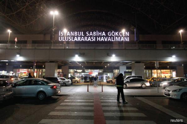 IHH, TNB, MAHB down on Turkish lira crisis