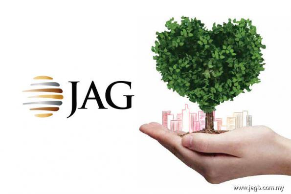 JAG up on bauxite mining deal