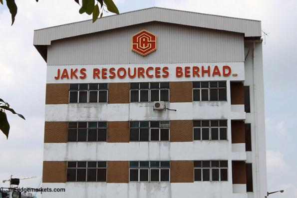 Jaks Resources: Loss-making property unit's turnaround will 'take a while'