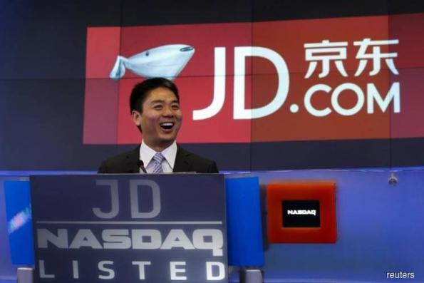 China's JD.com sees stock jump after swing to 3Q profit