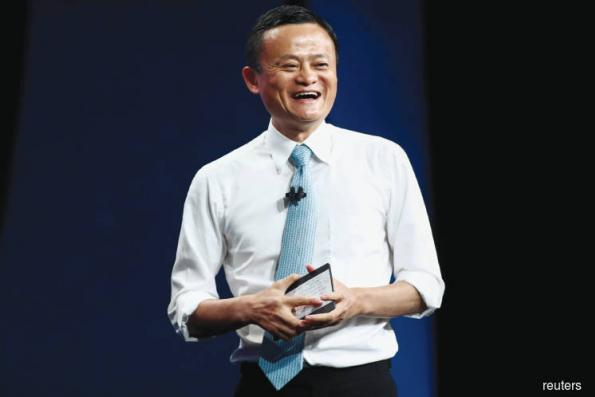 Jack Ma enlarges his Chinese payments peloton via Alibaba affiliate