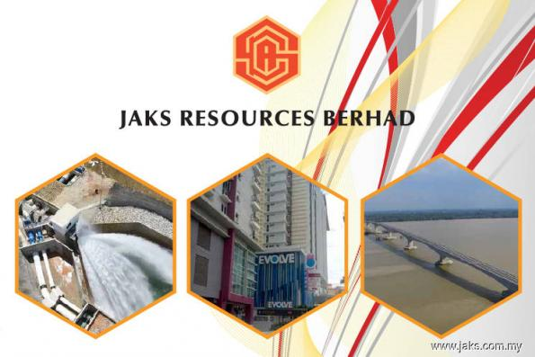 JAKS drops with KLCI and after co says seeking arbitration