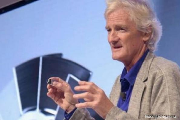 Dyson parks first electric car facility in world's most expensive place to own a car