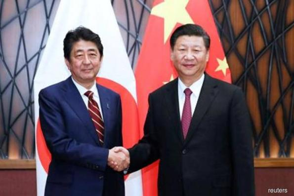 Japan to help finance China's Belt and Road projects — Nikkei