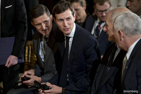 Kushner said to have ordered Flynn to contact Russia