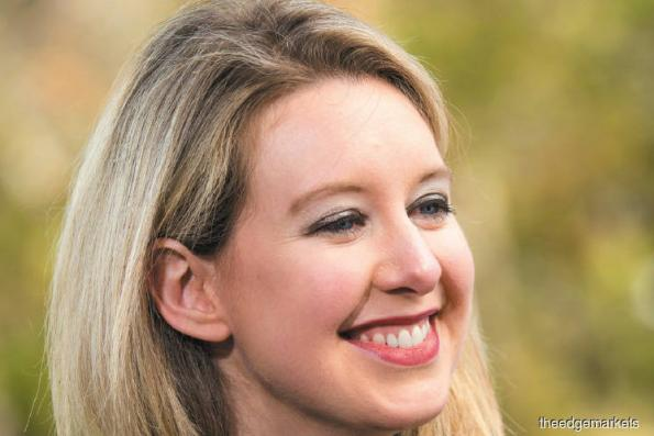 Tech: The rise and fall of Elizabeth Holmes and Theranos