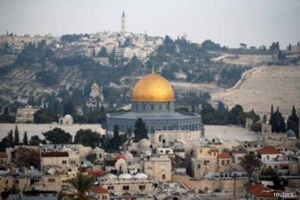 Trump to recognise Jerusalem as Israel capital, upending decades of U.S. policy
