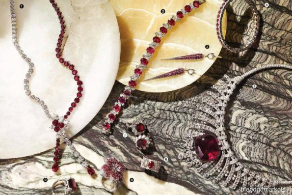 Jewellery: Rubies have never been more expensive — or ubiquitous