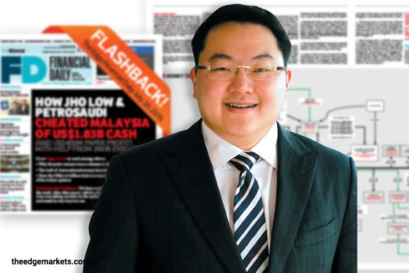 1MDB Update: 'Looks like we may have hit a goldmin(e),' Jho Low wrote to family