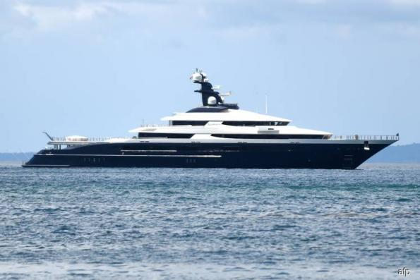 Jho Low's Yacht Likely Headed for U.S. Despite Indonesia Ruling