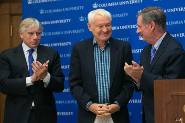 Trio awarded Nobel prize for 'cool' method to study molecules