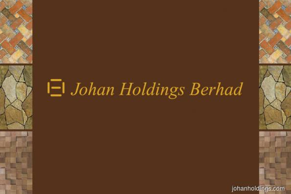 Johan Holdings saw 23% shares cross off-market