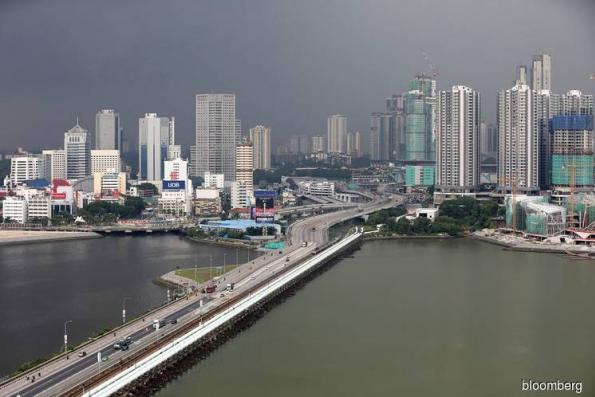 Is Johor Strait too narrow for the ambitions of Malaysia and Singapore?