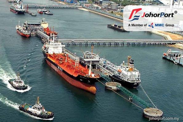 Johor Port inks MoU with Indonesia's Pelindo I for strategic logistics collaboration