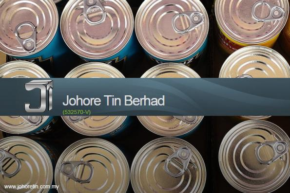 Opportunity for growth in F&B segment expected for Johore Tin