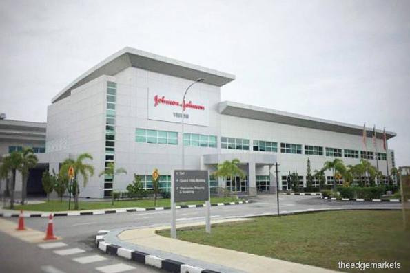 Johnson & Johnson to shut down Kedah plant