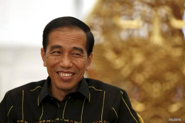 Jokowi seeks to break 'middle-income' status trapping Indonesia