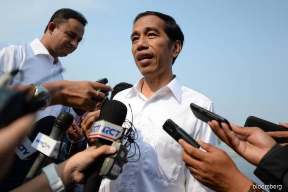 Jokowi sees low inflation laying ground for interest rate cuts