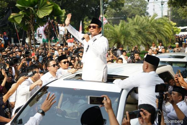 Jokowi challenger plans Singapore-like taxes for Indonesia