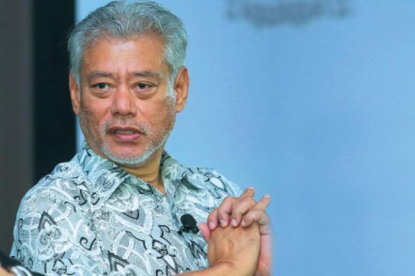Prof Jomo named National Academic Figure