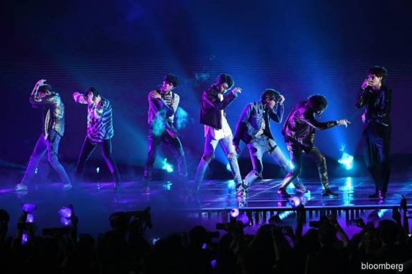 Barbie's new best friends: South Korean boy-band BTS