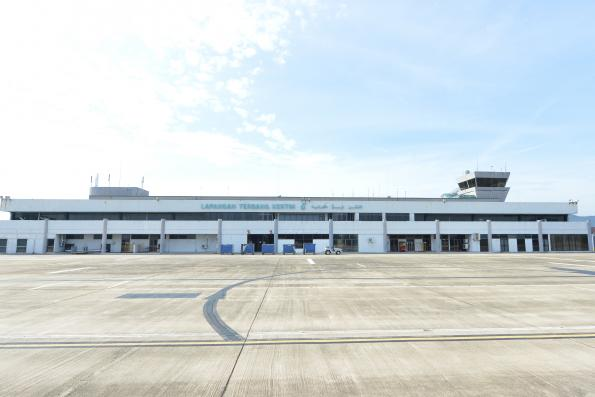 Senai International Airport now manages Kertih Airport operations