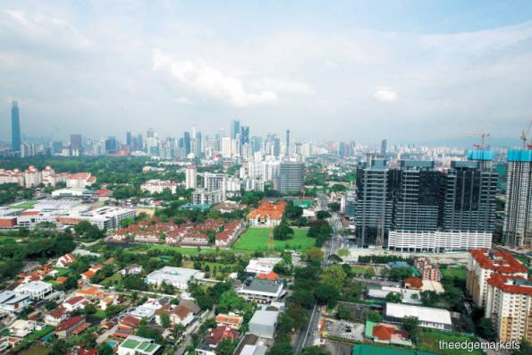Cap on plot ratio likely to impact KL land prices