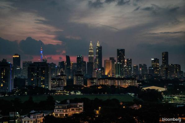 Malaysia GDP grew 5.4% y-o-y in 1Q, says Bank Negara