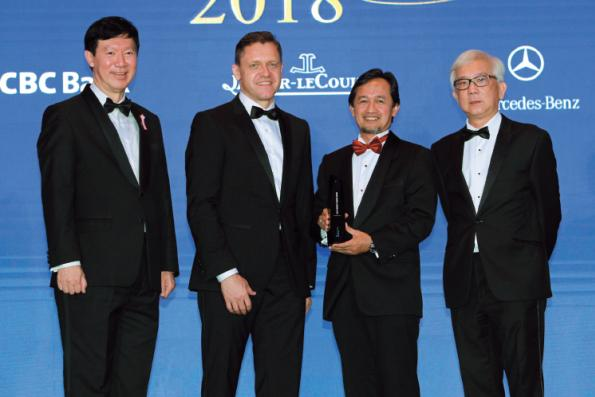 HIGHEST RETURN ON EQUITY OVER THREE YEARS (JOINT WINNER): REIT: KLCCP Stapled Group - Third Win For REIT With Iconic Assets