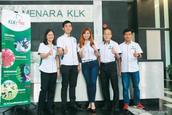 Long-time supporter KLK returns as sponsor