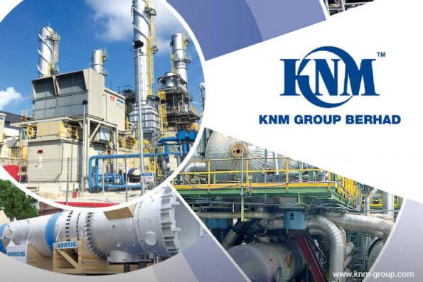KNM active, jumps 7.41% on landing petrochemical complex job