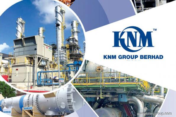 KNM active, up 22% on securing new contract worth  US$6.49m
