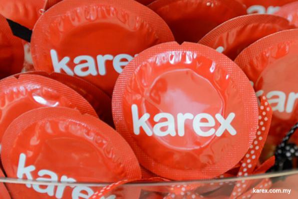 Karex up 2.03% on positive technicals