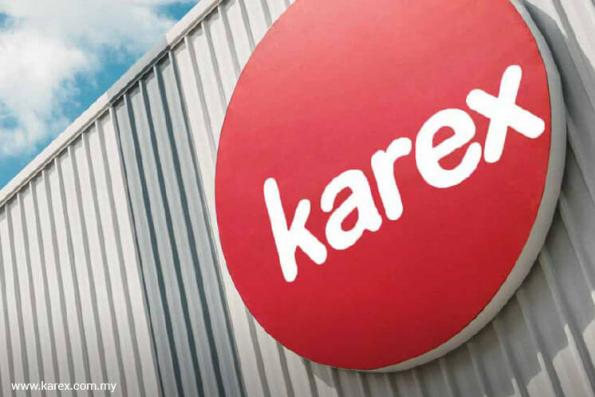 Karex falls to 2-year low as HLIB cuts target price on earnings outlook