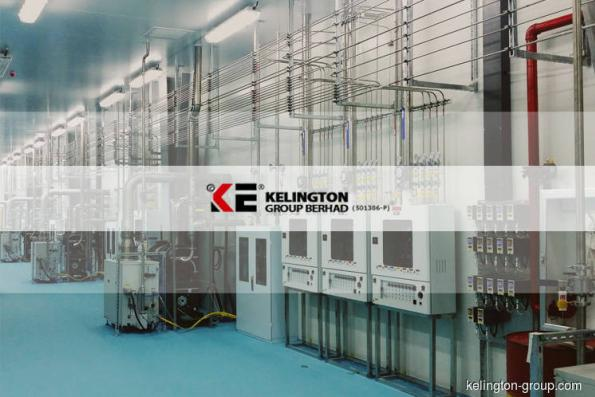 Kelington active, up 3.33% on landing overseas jobs worth RM101m