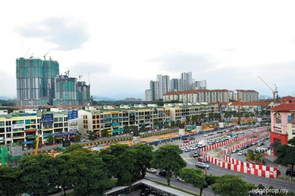 Kepong's new homes