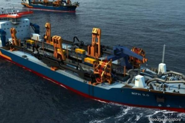 Keppel Corp reveals Van Oord contracts valued at S$212 mil after SGX query