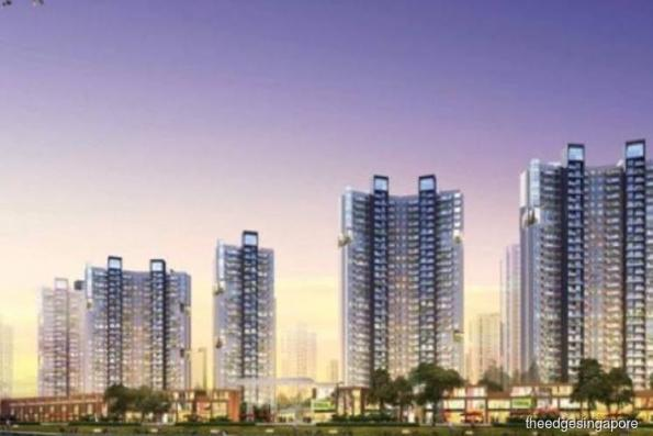 Keppel sells Shenyang township project to Vanke unit for S$105m