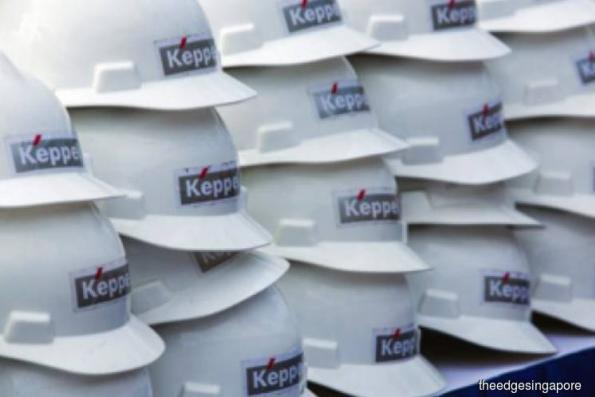Keppel says no agreement yet on sale of jack-up rigs to Borr Drilling
