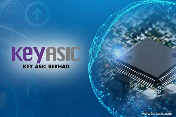 Key ASIC active, surges 12.96% on corporate exercise plan
