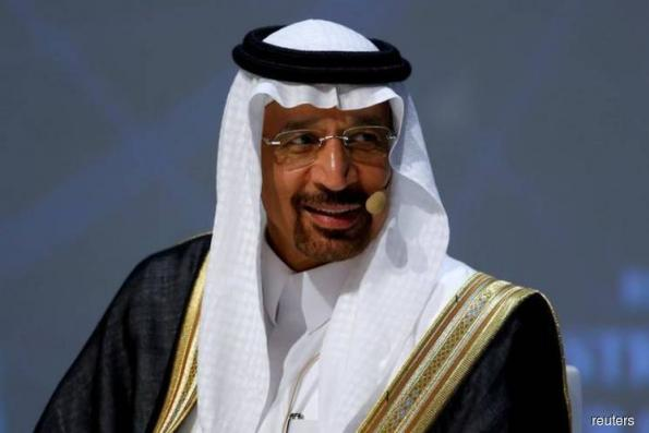 Saudi energy minister says global economy, oil demand are strong