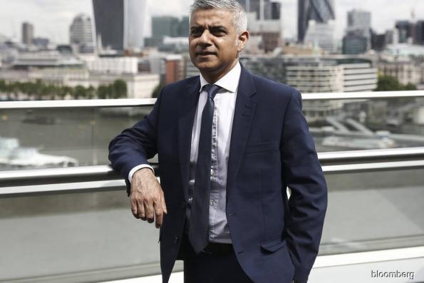 London Mayor Khan to visit India and Pakistan to promote trade