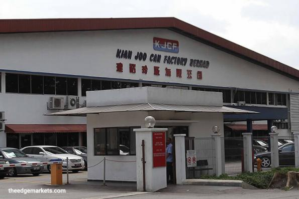 Kian Joo's 4Q earnings up 78% to RM46.9mil