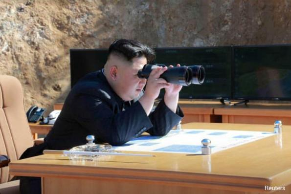 Korea tensions ease slightly as US officials play down war risks