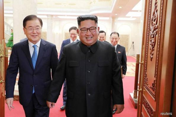 N.Korea's Kim aims for denuclearisation within Trump's first term — Seoul