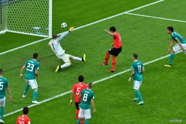 Shambolic Germany sent packing after loss to South Korea